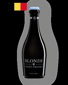Blonde of Saint-Tropez