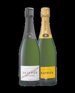 Coffret - Champagne Drappier