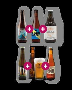 Pack - Bières belges