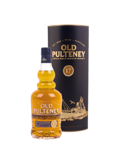 Old Pulteney - 17 ans