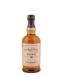 The Balvenie - Peat Week - 14 ans