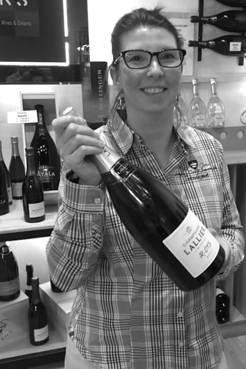 Photo de Ludivine du Comptoir des Vins de Nivelles